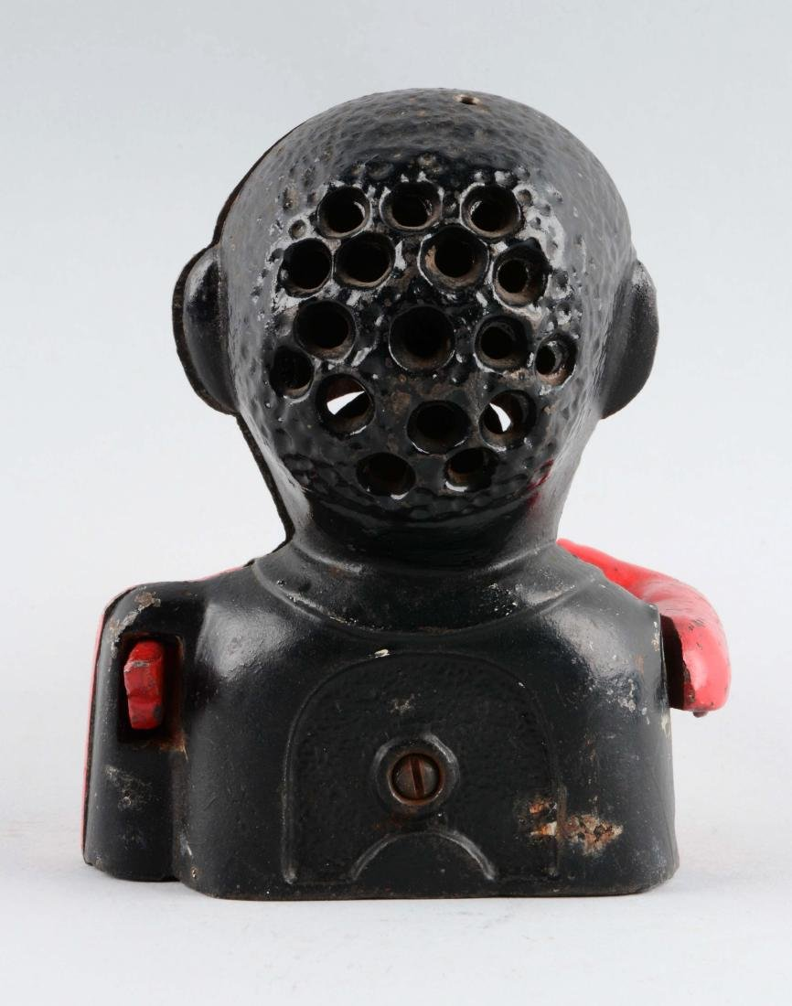 Cast Iron English Jolly Mechanical Bank. - 2