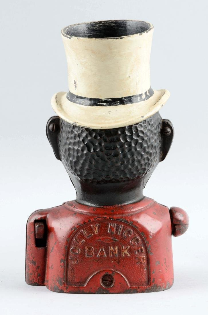 Cast Iron English Jolly Mechanical Bank. - 2