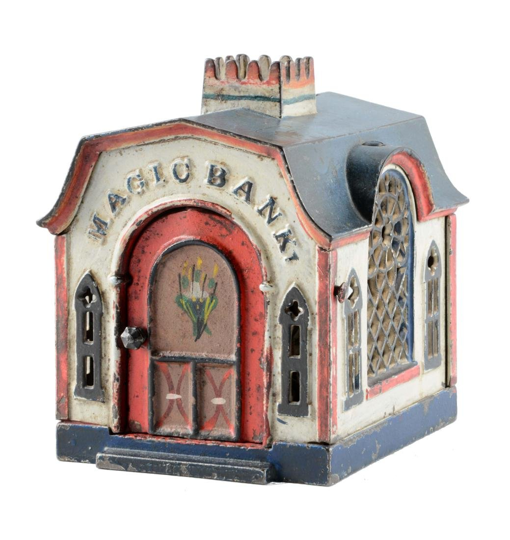 Magic Mechanical Bank.