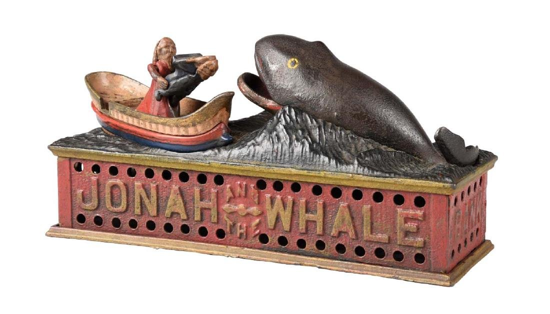 Shepard Hardware Cast Iron Johah & Whale Mechanical