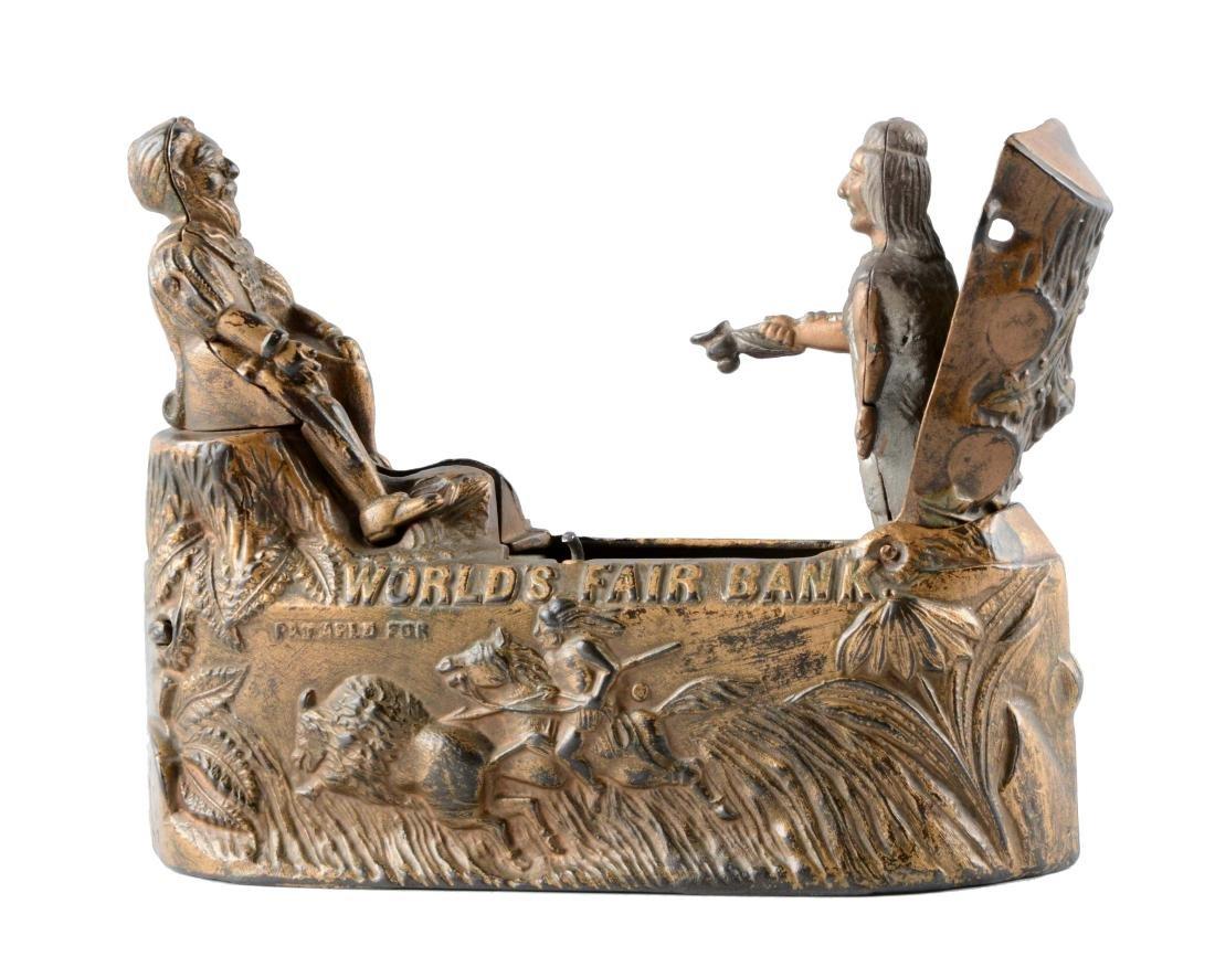 World's Fair Mechanical Bank.