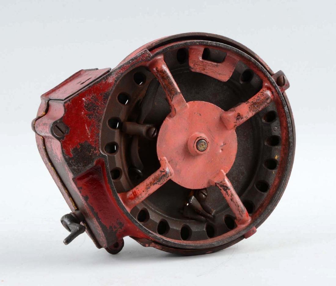 Shepard Hardware Cast Iron Circus Mechanical Bank. - 4