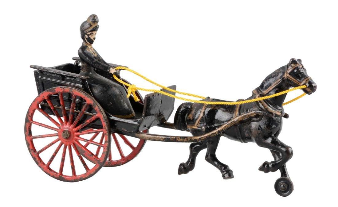 Wilkins Open Pony Cart.