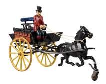 Pratt & Letchworth One Horse Dog Cart.