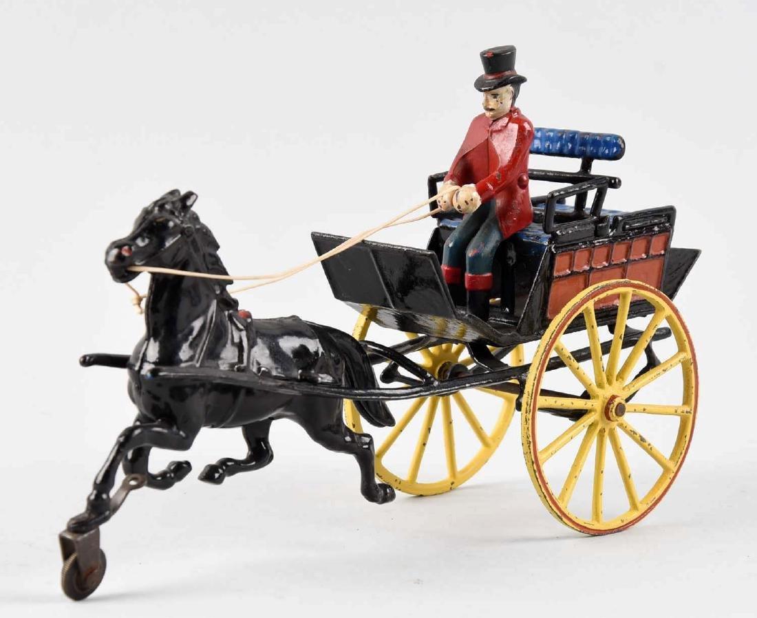 Pratt & Letchworth One Horse Dog Cart. - 2