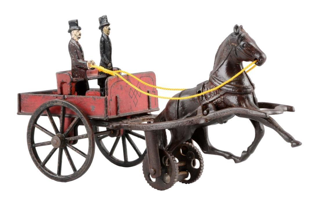 Carpenter Horse Drawn Doctor's Cart.
