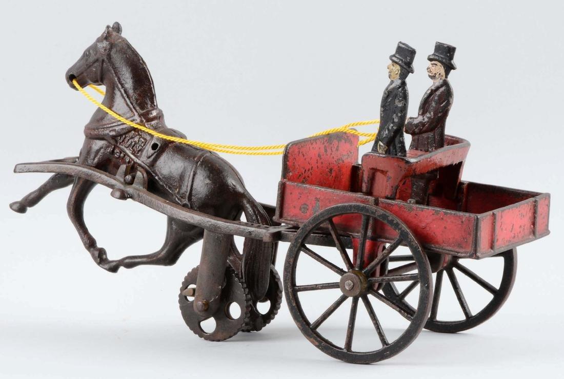 Carpenter Horse Drawn Doctor's Cart. - 2