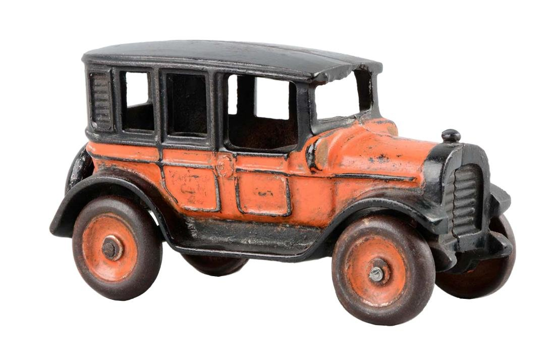 Arcade Small Cast Iron Taxi.