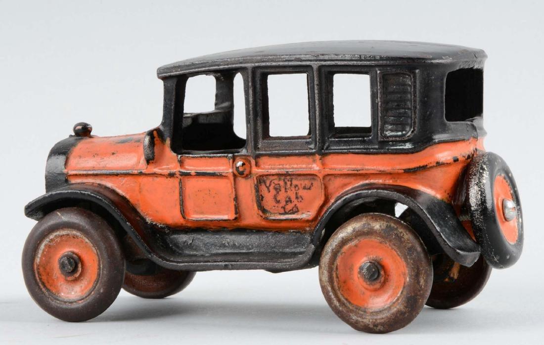 Arcade Small Cast Iron Taxi. - 2