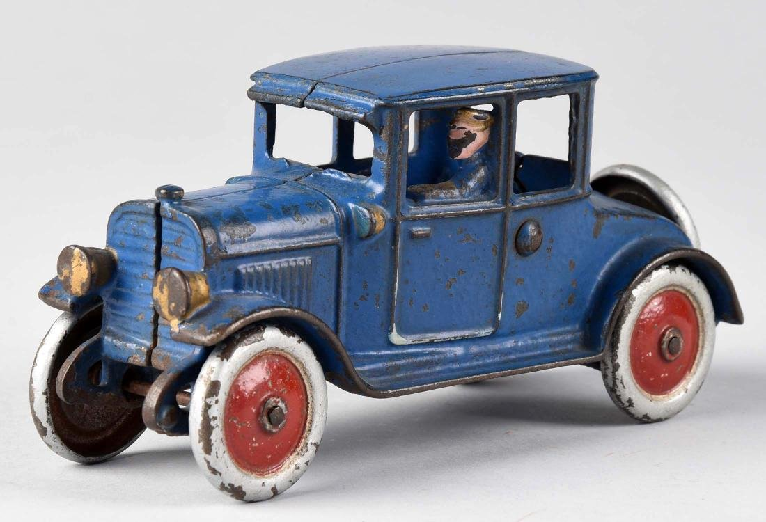 Hubley Cast Iron Coupe. - 2