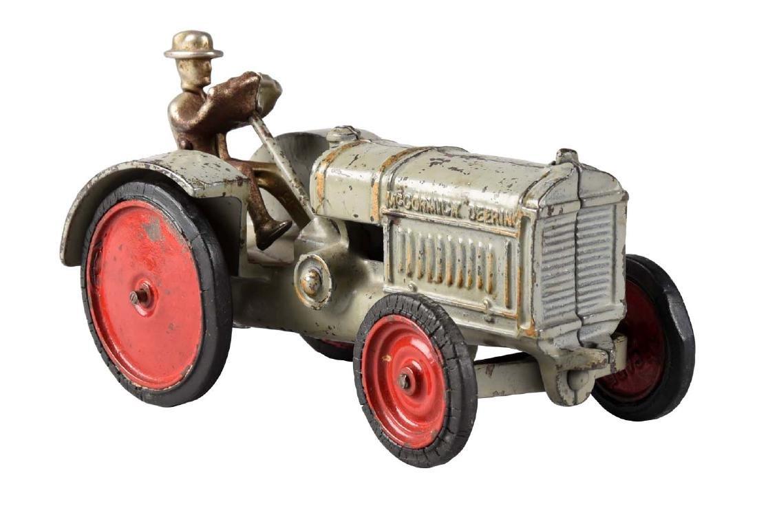 Arcade McCormick Deering Tractor.