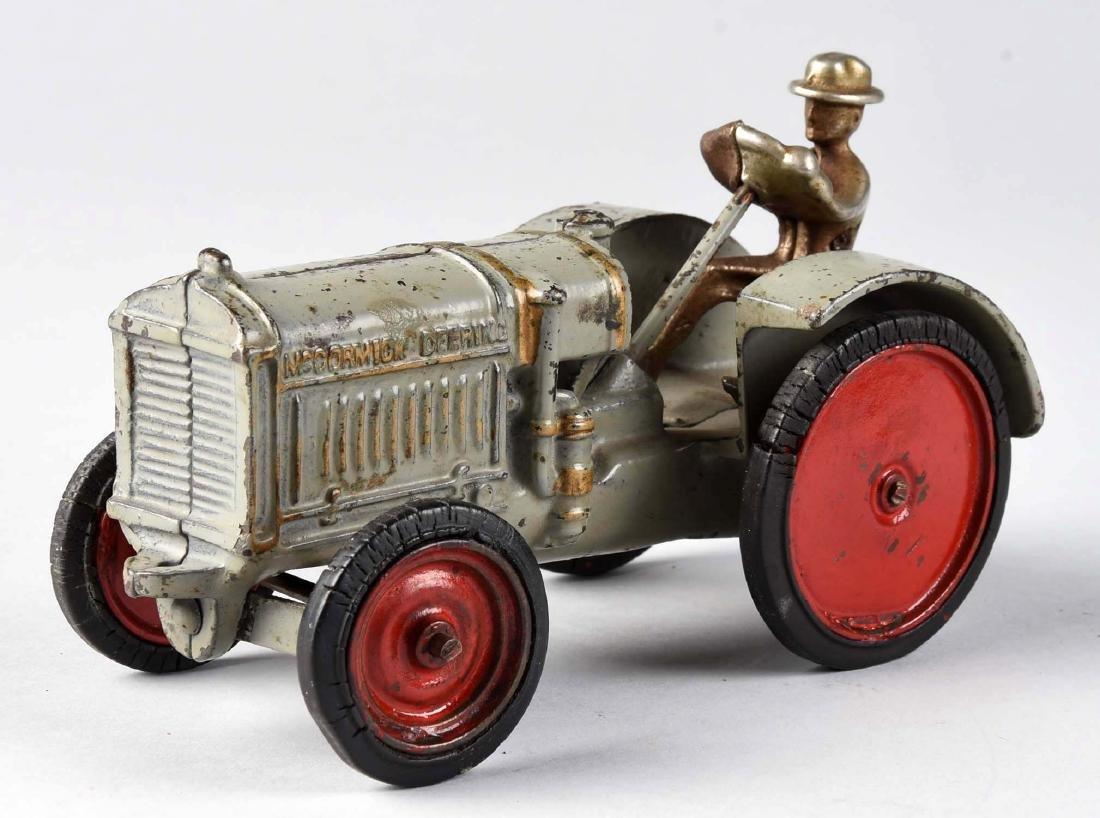 Arcade McCormick Deering Tractor. - 2