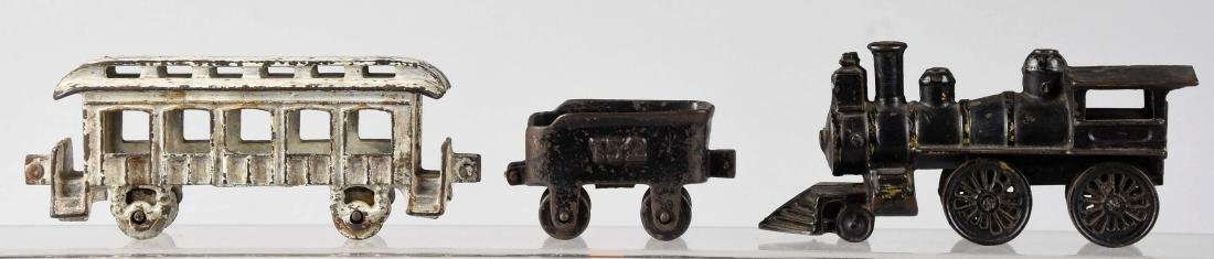 Ideal 3 Piece Cast Iron Floor Train. - 2