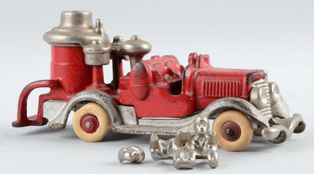 Hubley Cast Iron Fire Truck. - 2