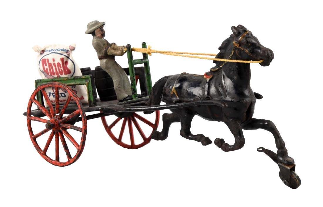 Pratt & Letchworth One Horse Small Dray.