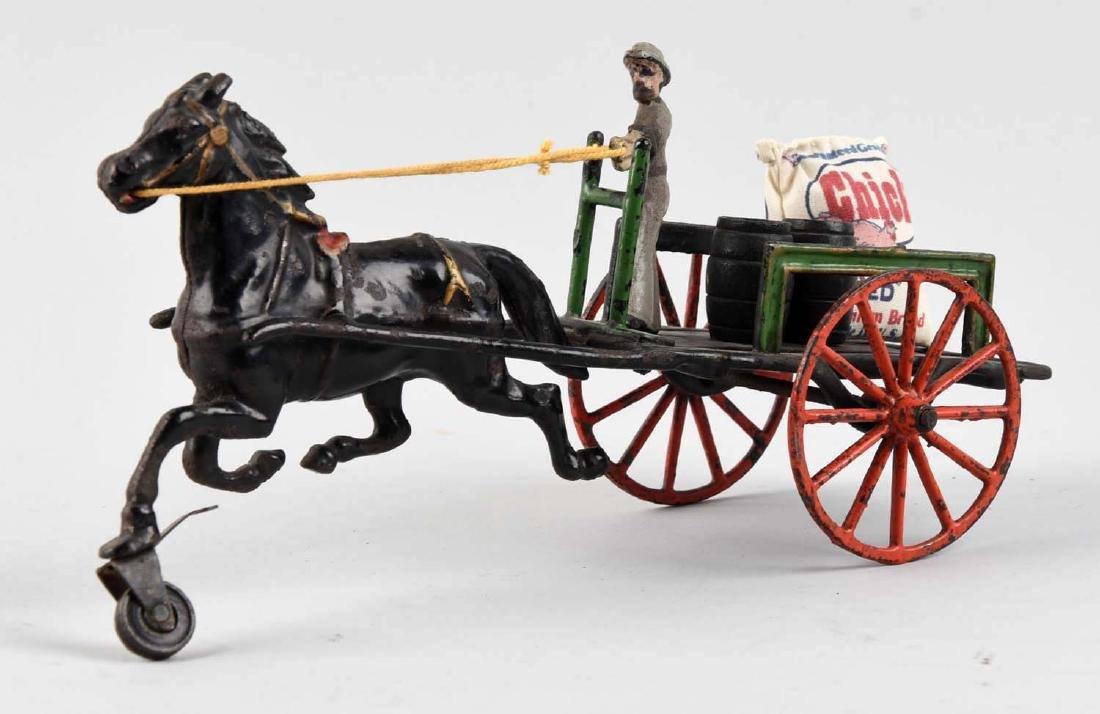 Pratt & Letchworth One Horse Small Dray. - 2
