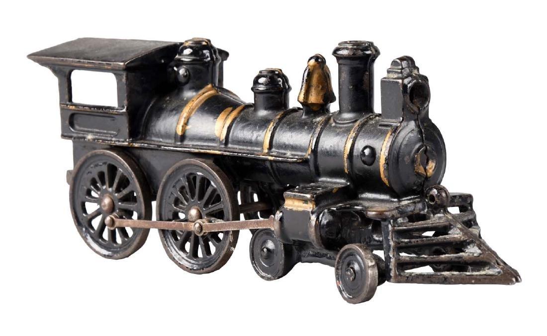 Dent Cast Iron Locomotive.