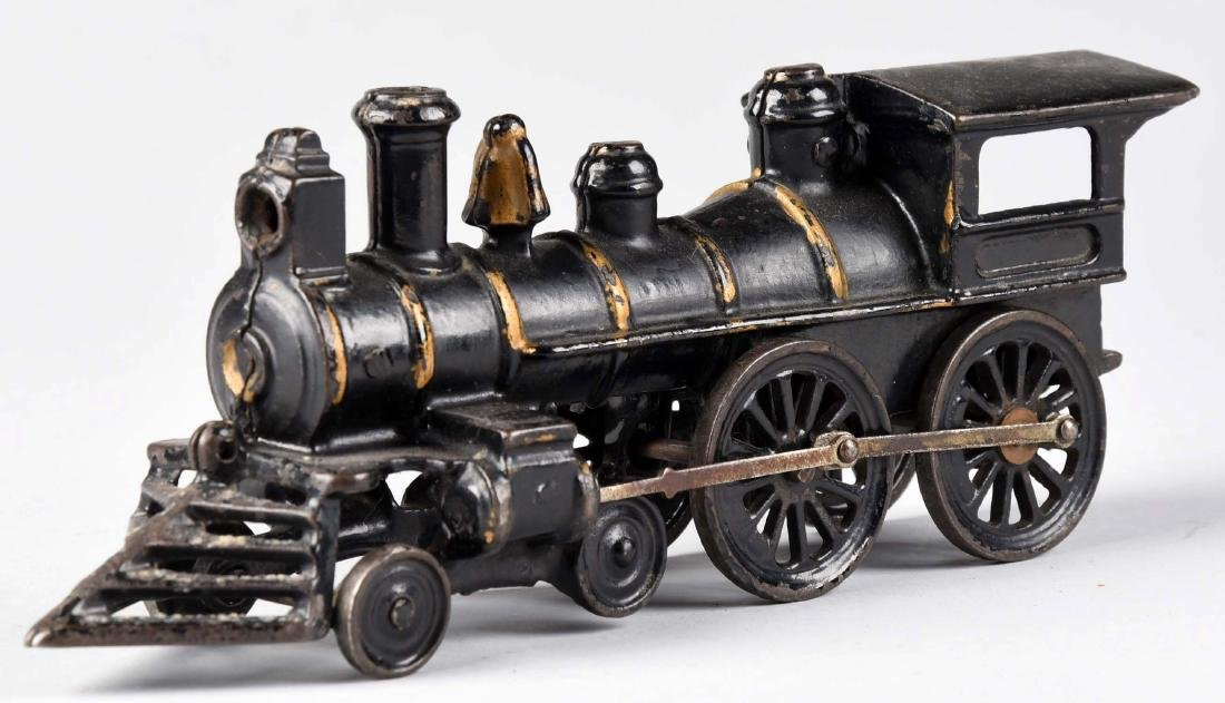 Dent Cast Iron Locomotive. - 2