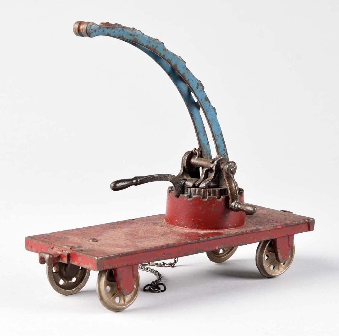 Arcade Crane Train Car. - 2