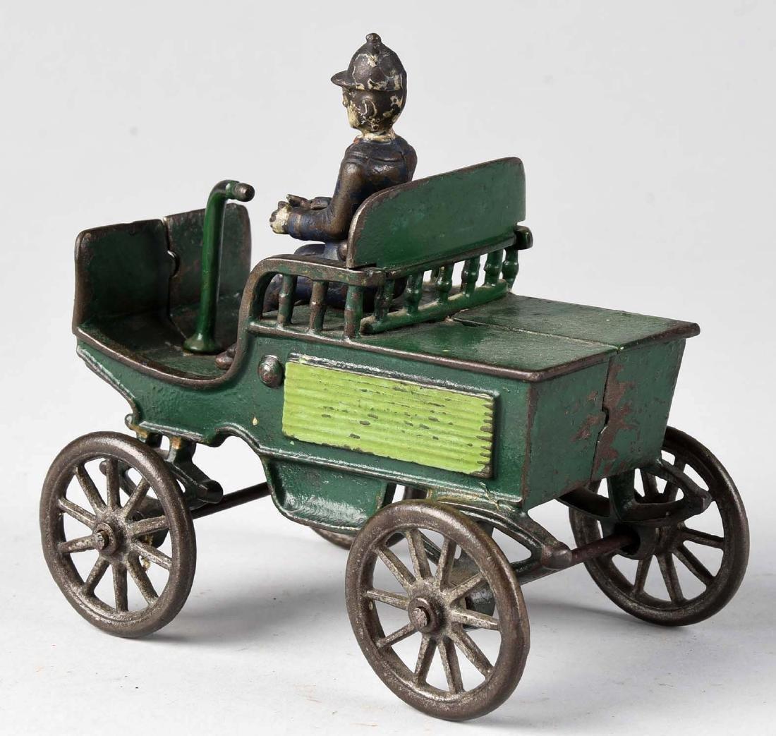 Harris Horseless Early Auto. - 2