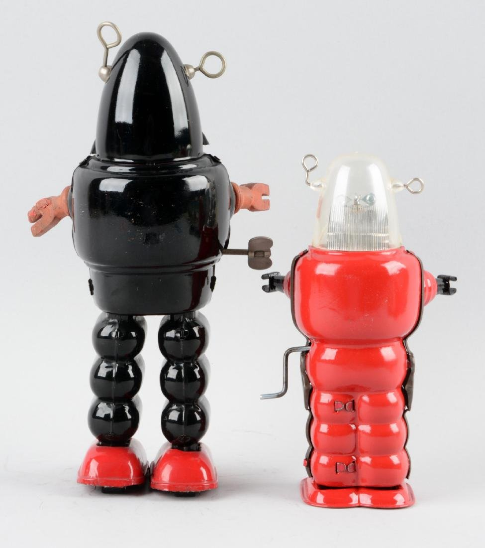 Lot of 2: Vintage Japanese Robot Toys. - 2