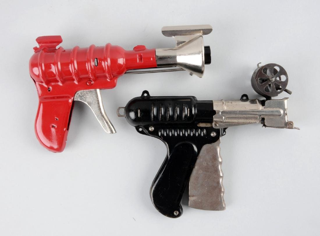 Lot Of 2: American Made Wyandotte Space Pistols. - 2