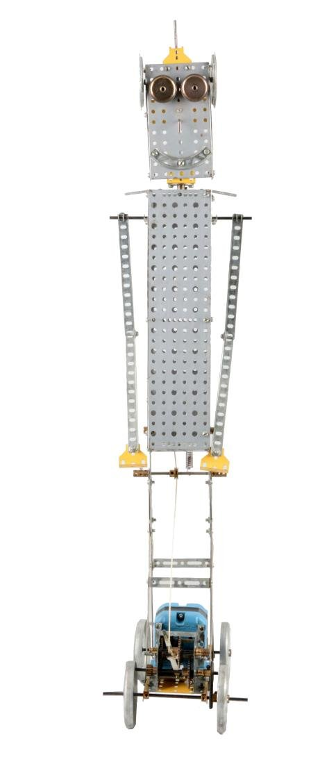 Erector Original Plan Robot Model