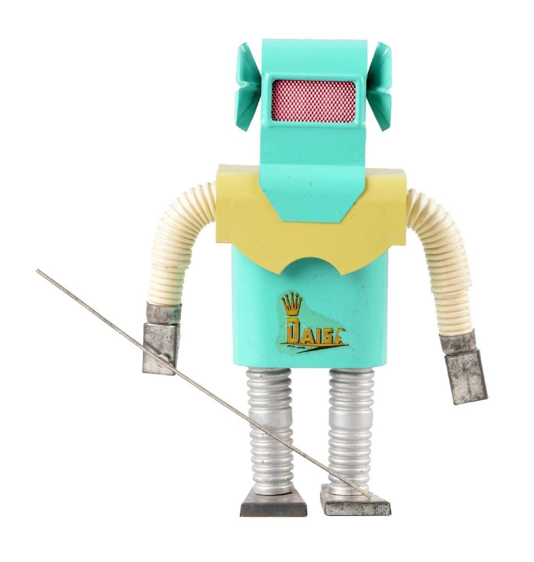 Foki Lel Marciano Robot from Space Game.