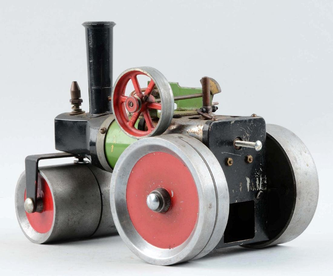 English Mamod Live Steam Roller Toy. - 2
