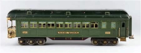 Lionel Pre-War Standard Gauge No. 416 New York State