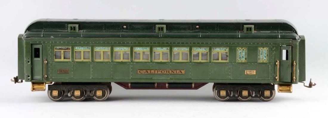 Lionel Pre-War Standard Gauge No. 412 California