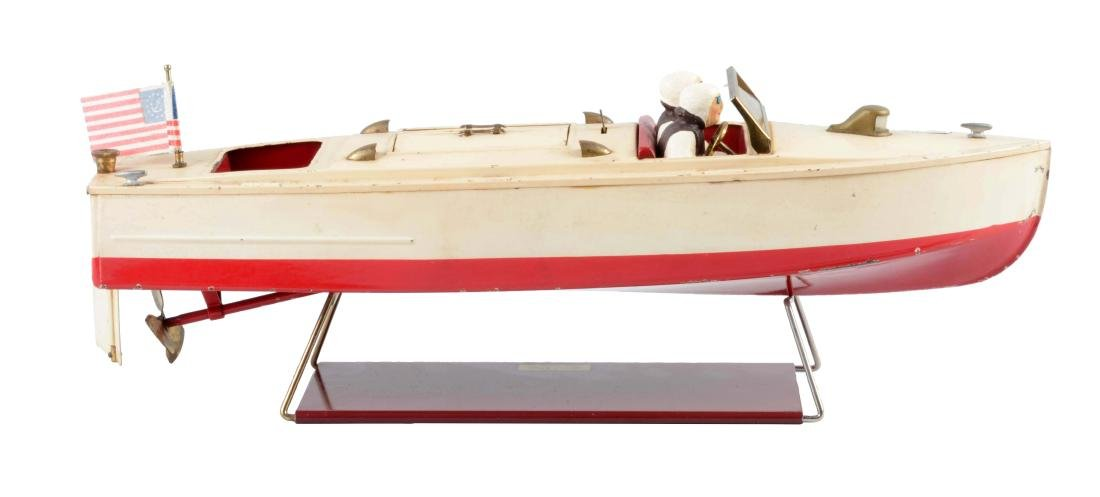 Lionel Craft Speedboat.