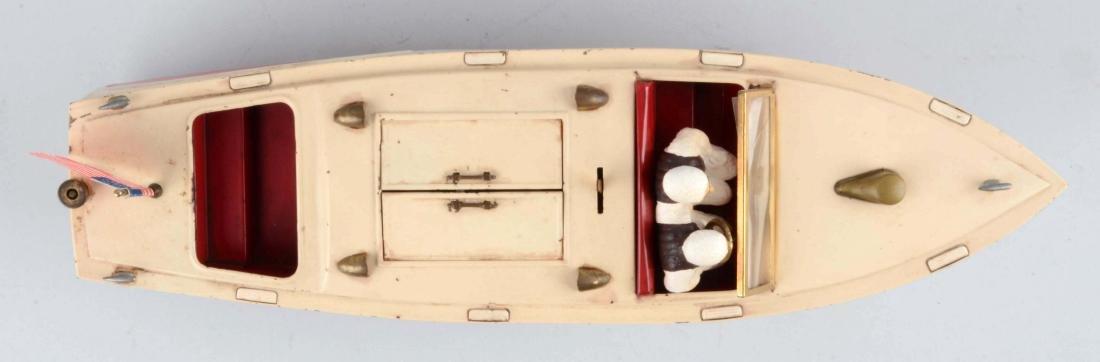 Lionel Craft Speedboat. - 2