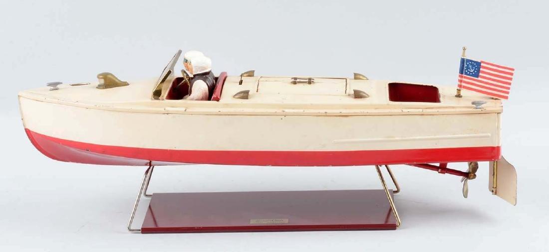 Lionel Craft Speedboat. - 3