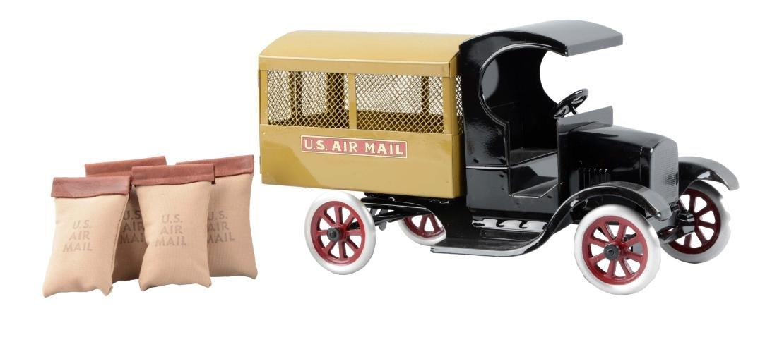 Pressed Steel Cowdery Toyworks U.S. Air Mail Screen