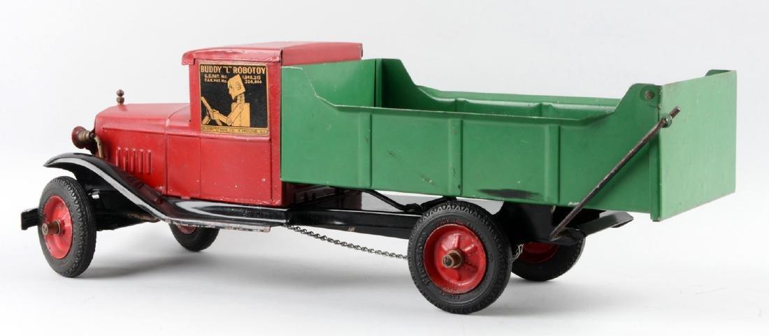 Pressed Steel Buddy L Robotoy Dump Truck. - 2