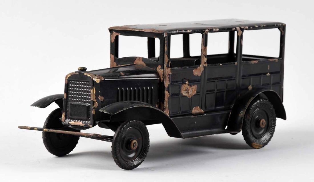 Pressed Steel Kingsbury Huckster Truck. - 2