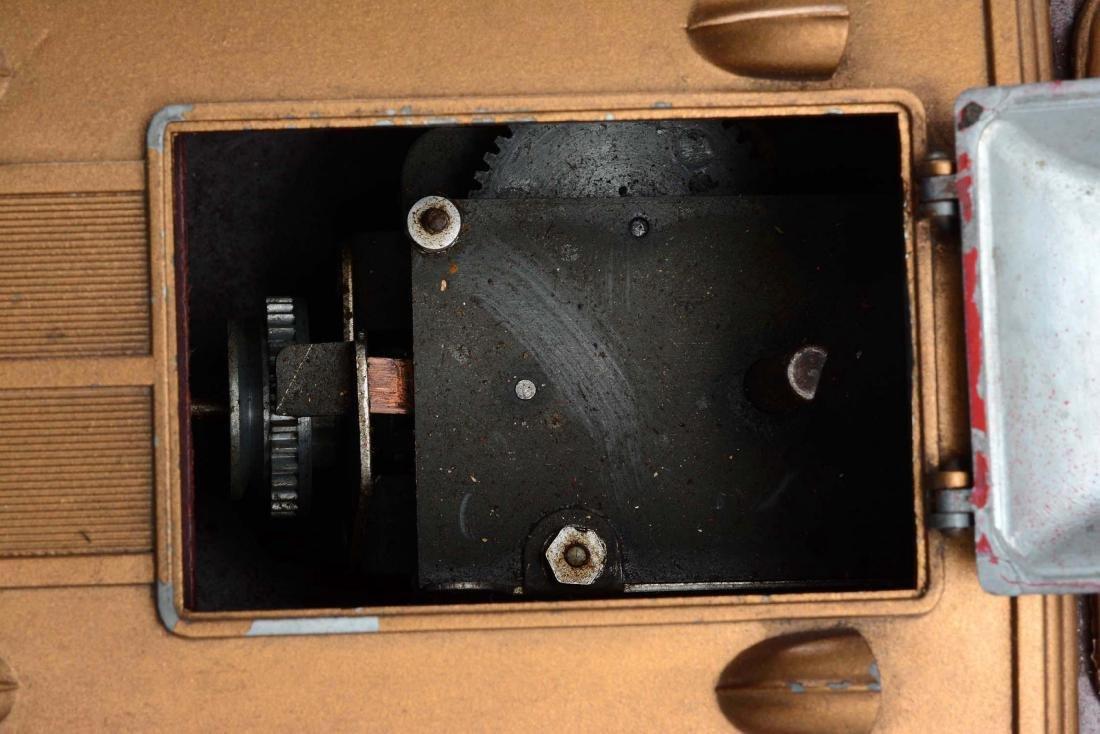 Pressed Steel Orkin Clockwork Speedster. - 5