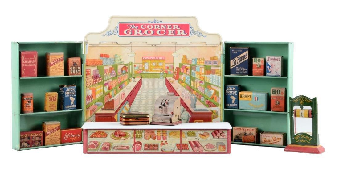 The Corner Grocer.