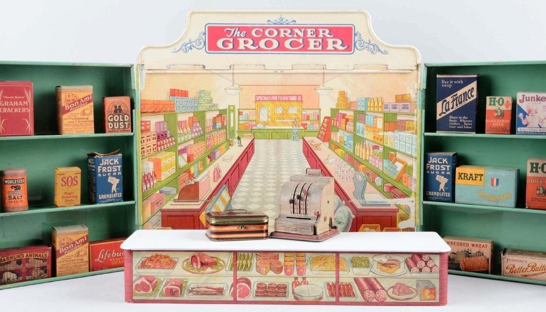 The Corner Grocer. - 2