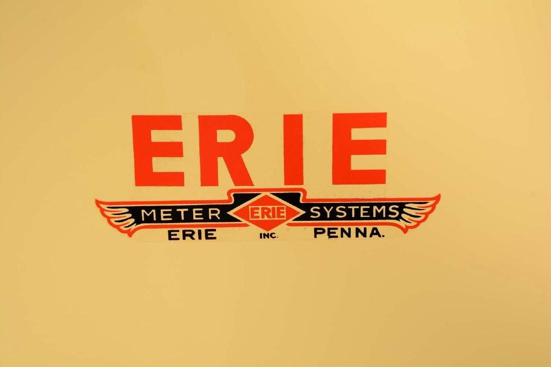 Erie Model #20 Clockface Gas Pump - Restored. - 6