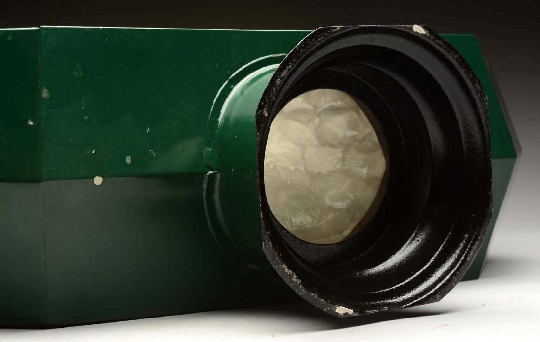 Colonial Ethyl Complete Shoe Box Globe. - 3