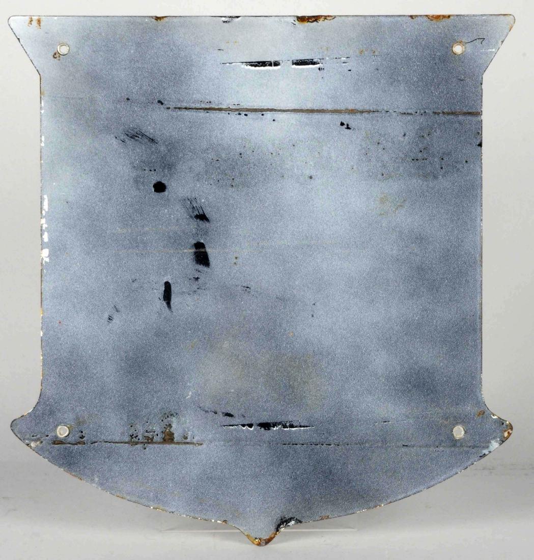 Mobilgas Special w/ Pegasus Shield Shaped Porcelain - 3