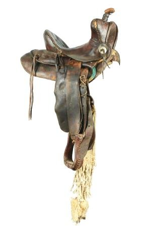Fred Muller Denver Saddle.