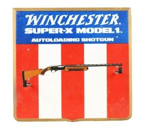 Winchester Super-X Model 1 Autoloading Shotgun