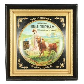 "Bull Durham ""Prize Winners"" Charger."