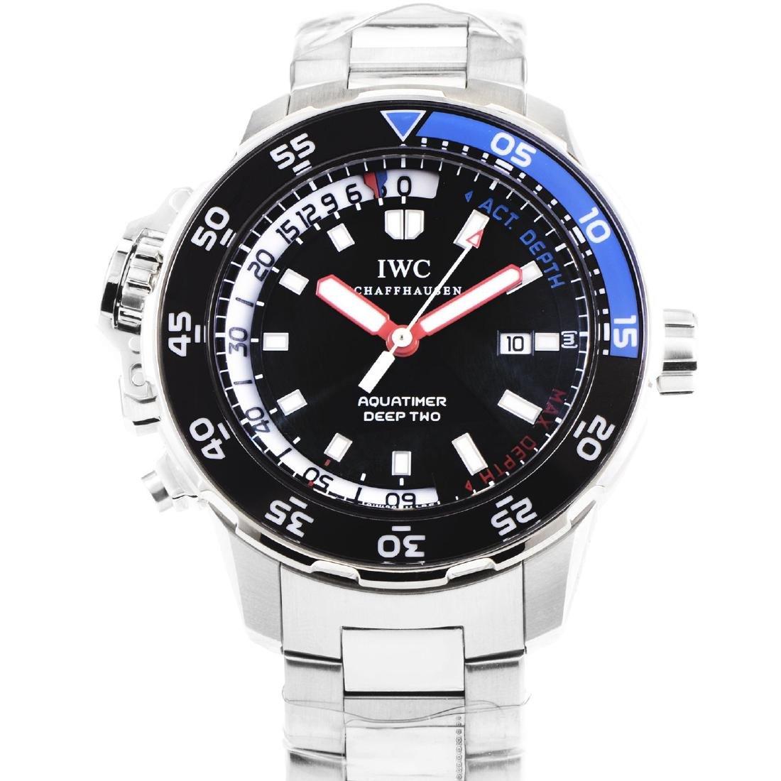 IWC Aquatimer Deep Two