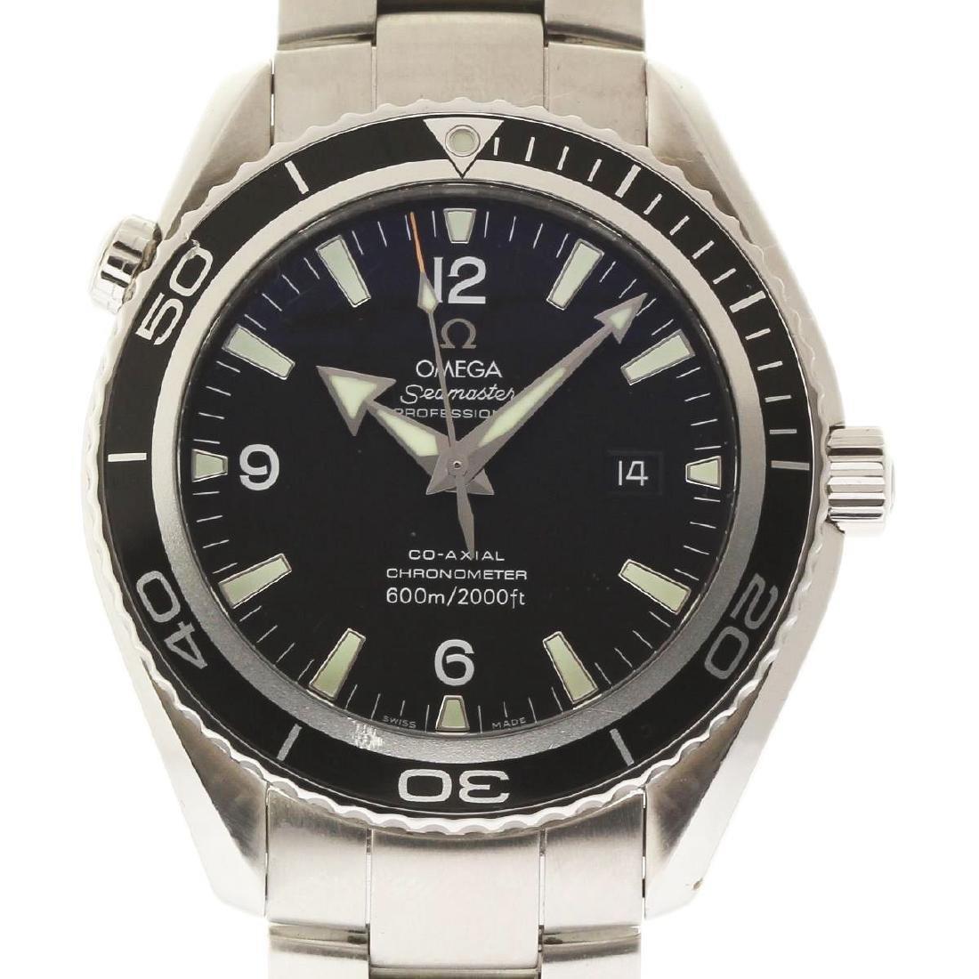 Omega Seamaster Planet Ocean Co-Axial 2200.50.00