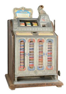 **5¢ Mills The Wisecracker Slot Machine.