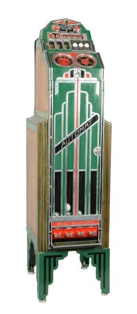 **25¢ Superior Confection Superior Golf Automat Slot